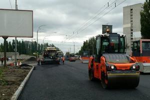 До вечера в Киеве будет частично перекрыто Набережное шоссе