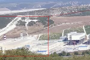 В Крыму авария с турбиной Siemens, на ТЭС прогорела крыша: появились снимки со спутника