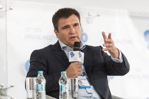 Украина может ввести биометрические визы для россиян - Климкин
