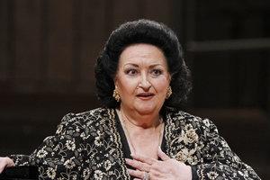 В Испании умерла оперная певица Монсеррат Кабалье - СМИ