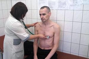 Прекращение голодовки: в случае отказа, Сенцова привяжут и будут кормить насильно