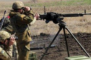 На Донбассе ВСУ ответным огнем нанесли большие потери боевикам