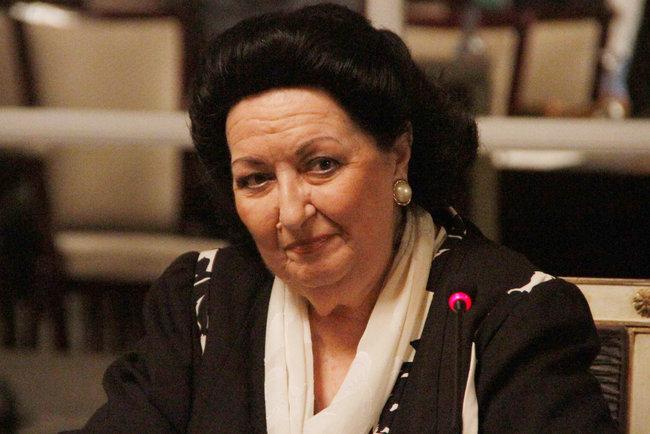 Монсеррат Кабалье. Фото: Getty