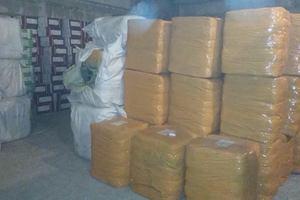 В порту Одессы нашли контрабандные товары, которые скрывали под женскими ботинками