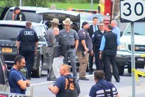 В США жертвами страшной аварии со свадебным лимузином стали 20 человек