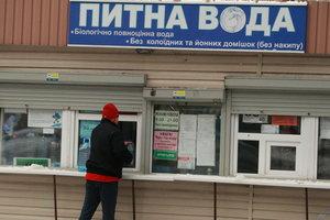 В Киеве без воды остались жители домов на 18 улицах