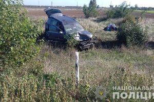ДТП в Запорожской области: пострадали пять человек
