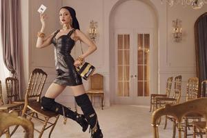 Лучшие модели в рекламе коллекции Moschino и H&M, которая скоро приедет в Киев