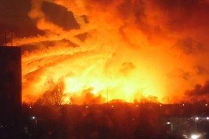 Взрывы на военных складах под Ичней: что известно на данный момент