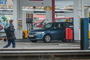 В Украине взлетели цены на бензин и дизель