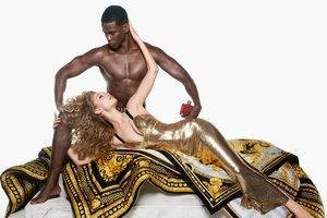 Джиджи Хадид в рекламе нового аромата Versace