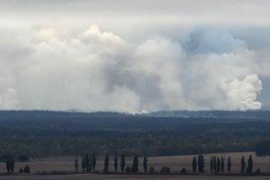Взрывы на арсенале под Ичней: в полицию обратились 37 местных жителей