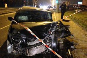Масштабное ДТП произошло в Одессе: один человек погиб, трое – получили травмы