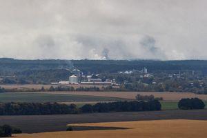 Взрывы на складах под Ичней: есть ли опасность для транзита газа