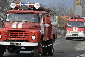 В Запорожской области во время пожара погибла женщина