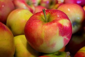 Украина неожиданно сократила экспорт яблок