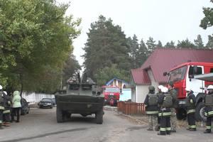 Прокуратура назвала свою версию взрывов на военных складах в Ичне
