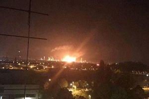 В Боснии и Герцеговине на нефтеперерабатывающем заводе произошел взрыв