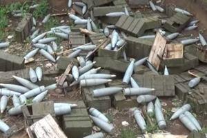 Полторак озвучил огромное количество боеприпасов на складах в Ичне