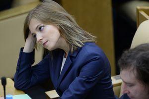 Поклонская созналась, что ворует детей в Украине