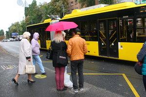 В Киеве ночные троллейбусы временно изменят маршрут