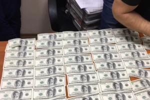 В одной из кофеен Днепра задержали адвоката на взятке в 25 тысяч долларов