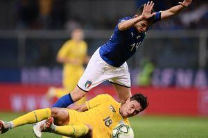 Обзор матча Италия - Украина - 1:1