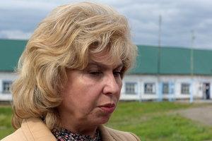 """Москалькова сообщила, что Сенцов """"выглядит здоровым"""" и регулярно принимает пищу"""