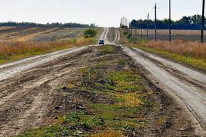 Села отрезаны от мира: в Одесской области строят временную трассу