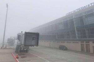 """Непогода устроила коллапс в аэропорту """"Львов"""": самолеты не смогли приземлиться, рейсы отменили"""