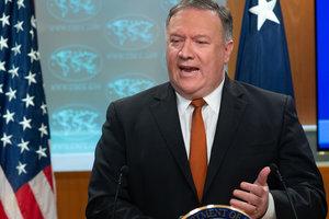 США поставили жесткое условие по выводу иранских сил из Сирии