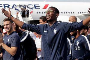 Поль Погба подарит футболистам сборной Франции кольца с бриллиантами