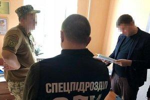 В Одессе на взятке поймали чиновника областного военкомата