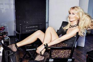 Скандальная фотосессия: Клаудия Шиффер снялась для Elle