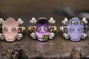 Помни о смерти: Dior выпустил ювелирную коллекцию черепов