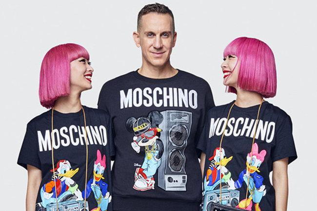 Новая коллекция H&M и Moschino. Фото: H&M