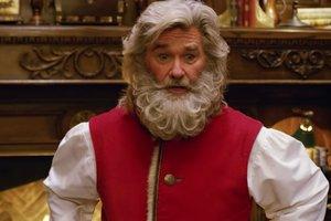 """Netflix показал яркий и веселый трейлер фильма с Куртом Расселом """"Хроники Рождества"""""""