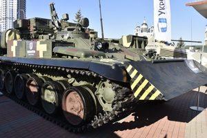 Украинская тяжелая техника для полевого ремонта танков готова к серийному производству