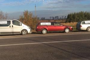 """""""Бойкот цен на горючее"""" - как протестовали автомобилисты Западной Украины"""