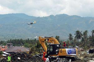 Число жертв цунами в Индонезии превысило две тысячи