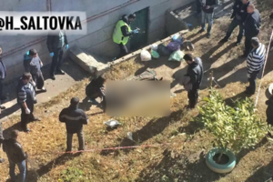 В Харькове нашли обезглавленное тело мужчины