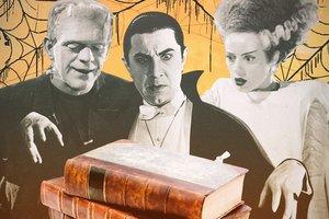 Ведьмы, вампиры и проклятые особняки: что почитать на Хэллоуин