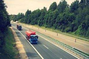 Германия выдала Украине дополнительные разрешения на грузовые перевозки