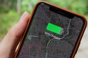 Новая функция iPhone XS убивает заряд аккумулятора