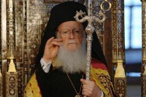 Порошенко пригласил патриарха Варфоломея посетить Украину