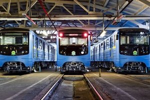 Киевский метрополитен объявил тендер на полмиллиарда гривен