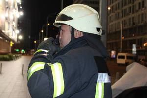 В Киеве ночью сгорели Toyota, Volkswagen и Opel