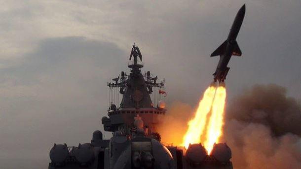 Россия снова бряцает оружием. Фото: facebook.com/tof.press
