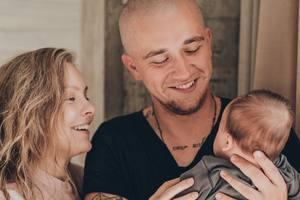 Муж Алены Шоптенко опубликовал трогательнео фото с сыном