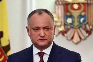 Додон призвал Францию присоединиться к переговорам по Приднестровью